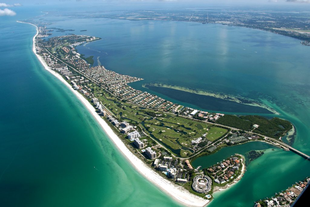 florida gulf coast key