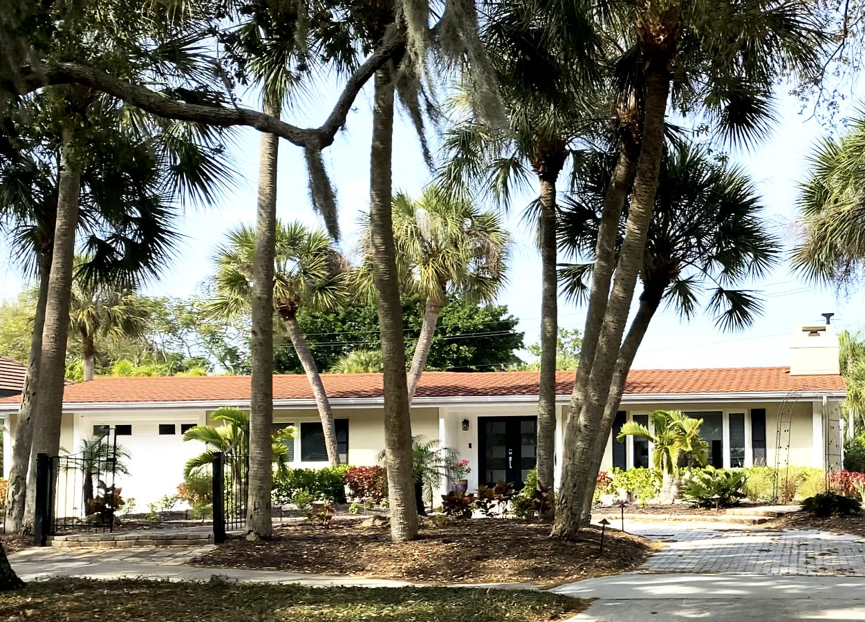 Venice home in Florida.