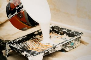 Paint bucket to add value to your home.