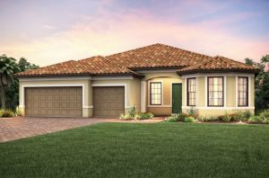 Pinnacle Model Home Islandwalk Venice Florida