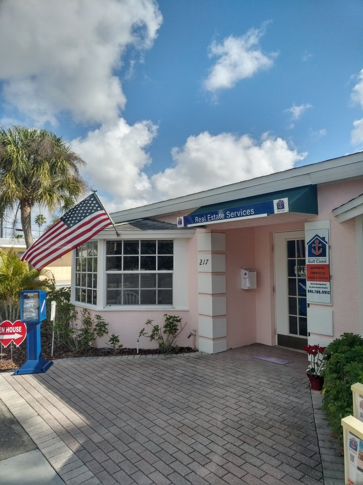 Venice Florida Real Estate Agent Jeramie deBerard front office.