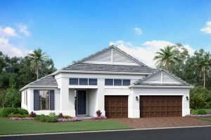 Ginnie home model Oasis at West Villages