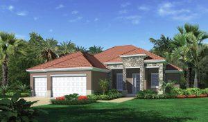 New Verona Model Home For Sale Lennar Exterior.