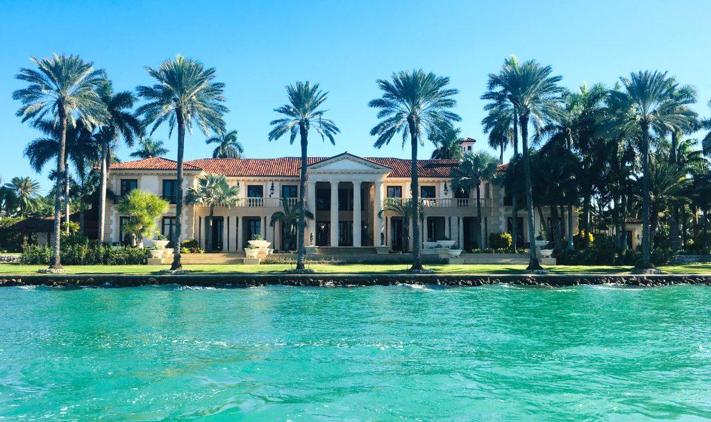 House on the gulf Venice Florida