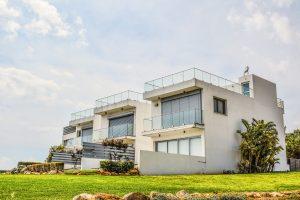 multifamily residence real estate.